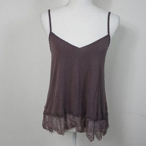 C65 AEO Soft & Sexy Tank Lace Trim